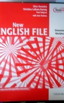 New English File Elementary WB Ćw. j.angielski /9329/
