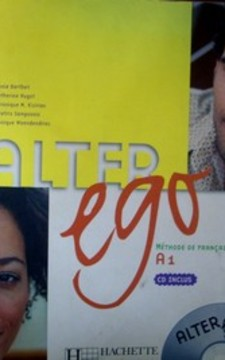 Alter ego 1 - A1 LO Podr. j.francuski /9335/