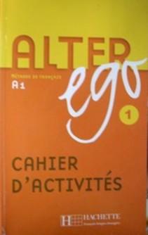 Alter ego 1 - A1 LO ćw. j.francuski