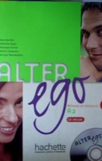 Alter ego 2 - A2 LO Podr. j.francuski