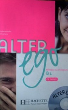 Alter ego 3 - B1 LO Podr. j.francuski