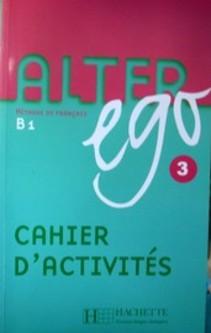 Alter ego 3 - B1 LO Ćw. j.francuski