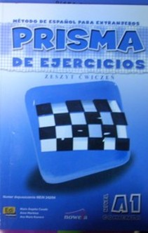 Prisma Comienza Prisma de Ejercicios A1 Zeszyt ćwiczeń