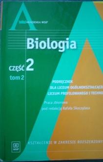 Biologia 2/2 Akademia WSiP LO