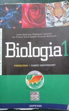Biologia 1 LO Zakres rozszerzony