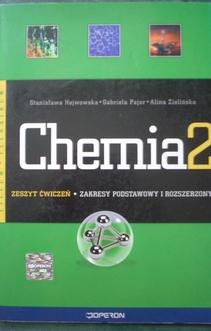 Chemia 2 ĆW LO Zakres podstawowy i rozszerzony
