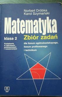 Matematyka Zbiór zadań kl.2