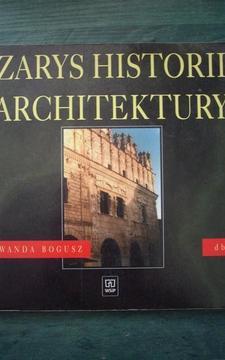 Dokumentacja budowlana 2 Zarys historii architektury /31978/