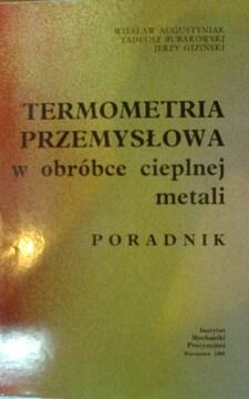 Termometria przemysłowa w obróbce cieplnej metali