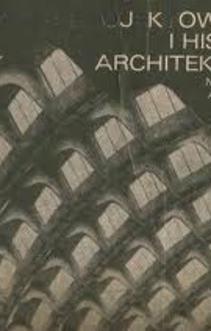 zarys projektowania i historii architektury