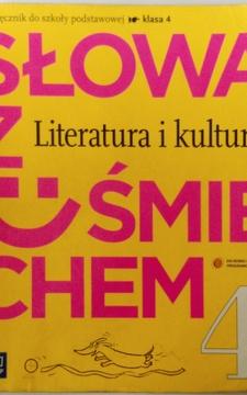 Słowa z uśmiechem 4 Podręcznik