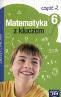 Matematyka SP KL 6. Ćwiczenia. Część 2. Matematyka z kluczem