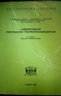 Laboratorium przyrządów półprzewodnikowych
