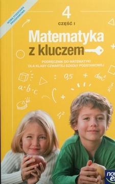 Matematyka z kluczem 4/1 podręcznik /20449/