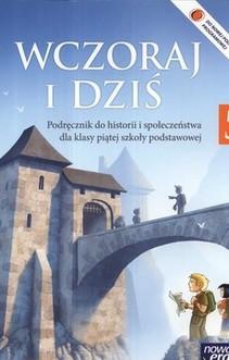 Wczoraj i dziś SP Historia kl. 5