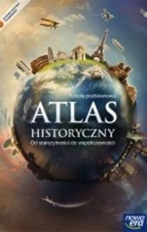 Od starożytności do współczesności SP Atlas historyczny