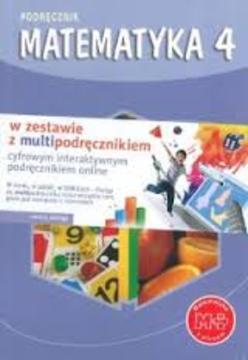 Matematyka z plusem 4 Podręcznik + multipodręcznik /20197/