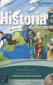 Odkrywamy na nowo Historia i społeczeństwo 5 Podręcznik /314/