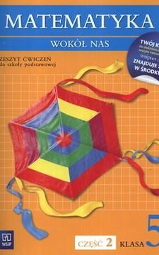 Matematyka wokół nas 5 ćw 2 /348/