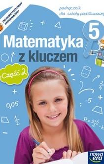Matematyka z kluczem SP Matematyka kl.5 cz.2