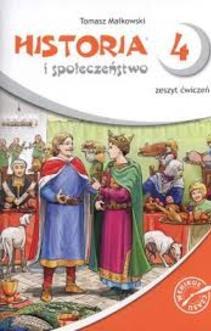 Wehikuł czasu Historia i społeczeństwo SP Historia kl.4 ćw.
