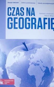 Czas na geografię ZP Ćwiczenia /9341/