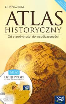 Od starożytności do współczesności GIM Atlas historyczny