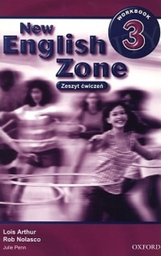 New english zone 3 SP Angielski kl. 6 ćw. /9233/