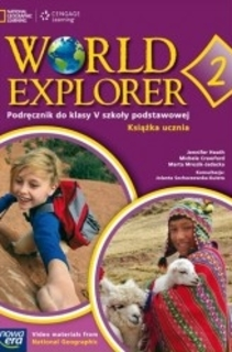 World explorer 2 SP Angielski kl. 5