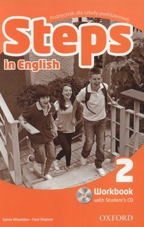 Steps in english 2 SP Angielski kl. 5 ćw.