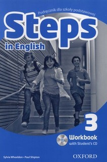 Steps in english 3 SP Angielski kl. 4-6 ćw.