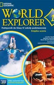 World Explorer 1 angielski SP kl.4