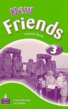 New Friends 3 Zeszyt ćwiczeń /380/