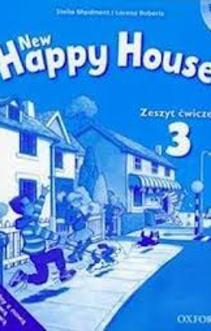 New Happy House 3 angielski SP ćw.
