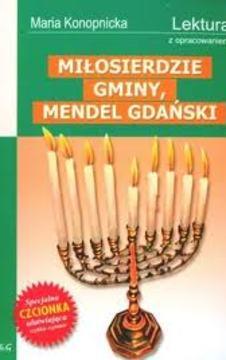 Miłosierdzie Gminy Mendel Gdański /112253/