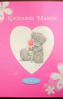 Me to you: Kochanej mamie
