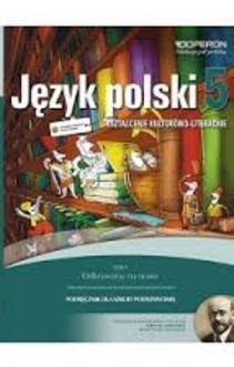 Odkrywamy na nowo Język polski 5 SP kszt. kult-liter.