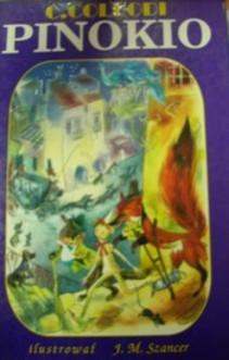 Pinokio (ilustrował Jan Marcin Szancer)