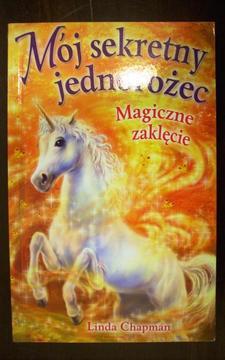 Mój Sekretny Jednorożec Magiczne Zaklęcie /9925/