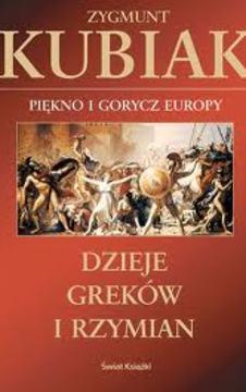 Dzieje Greków i Rzymian Piękno i gorycz Europy /3635/