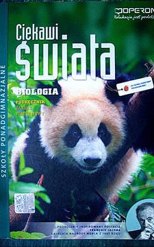 Ciekawi świata Biologia ZP Podręcznik /456/