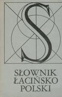 Słownik łacińsko polski /20081/