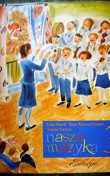 Nasza muzyka 3 Podręcznik /288/