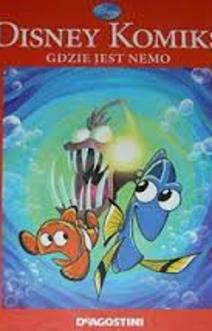 Disney komiks Tom 2 Gdzie jest Nemo