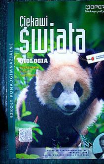 Ciekawi świata Biologia ZP Podręcznik /455/