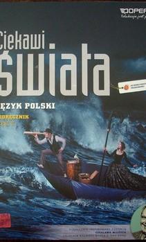 Ciekawi świata Język polski 3 LO ZPiR Podręcznik