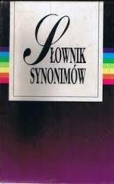 Słownik synonimów /5484/