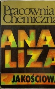 Pracownia chemiczna Analiza jakościowa /30267/
