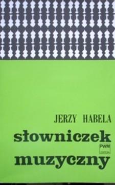 Słowniczek muzyczny /204/