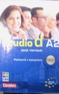 Studio d A2 Podręcznik z ćwiczeniami J. niemiecki /9409/